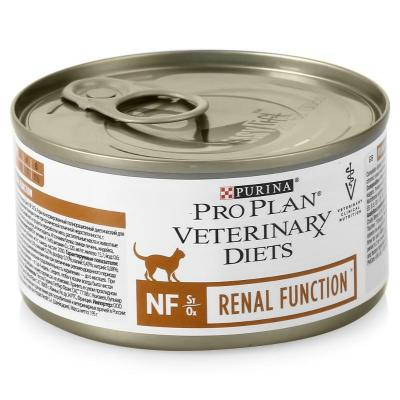 Корм для кошек Purina Pro Plan Veterinary Diets NF 195 гр