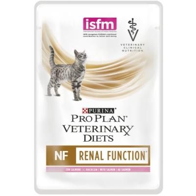 Корм для кошек Purina Pro Plan Veterinary Diets NF Лосось 85 гр
