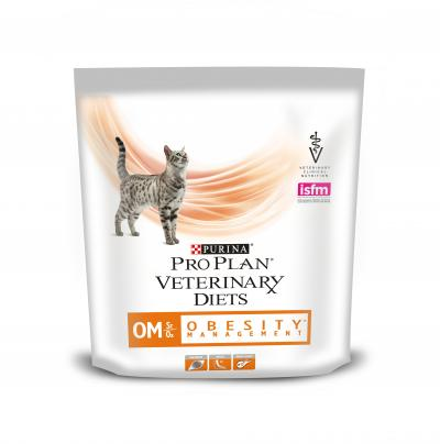 Корм для кошек Purina Pro Plan Veterinary Diets OM 350 гр