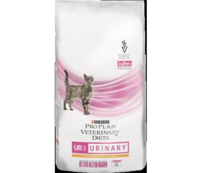 Корм для кошек Purina Pro Plan Veterinary Diets UR Курица 1,5 кг