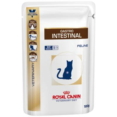 Корм для кошек Royal Canin GASTRO INTESTINAL FELINE 100 г.