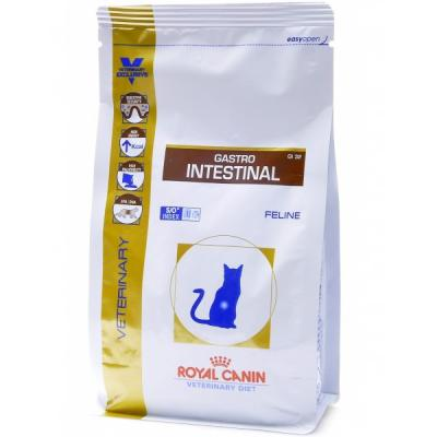 Корм для кошек Royal Canin GASTRO INTESTINAL GI 32 FELINE 400 г.