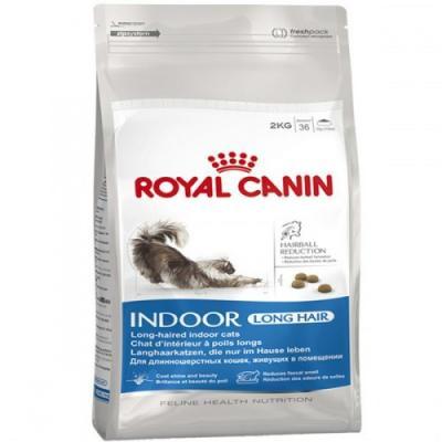 Корм royal canin long hair