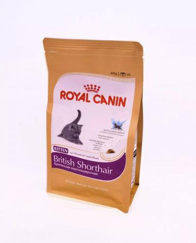 Корм для кошек Royal Canin KITTEN BRITISH SHORTHAIR 400 г.