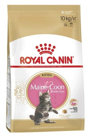 Корм для кошек Royal Canin KITTEN MAINE COON 10000 г.