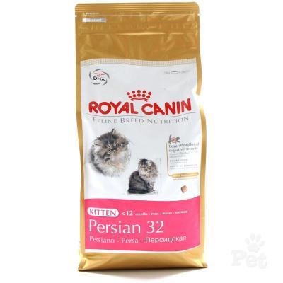 Корм royal canin для персидских котят