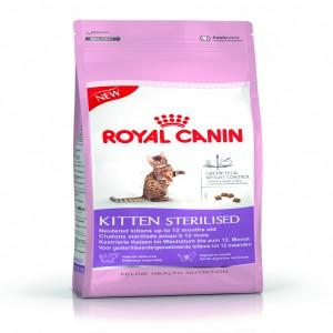 Корм для кошек Royal Canin KITTEN STERILISED 400 г.