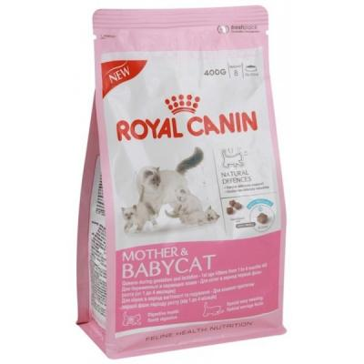 Корм для кошек Royal Canin MOTHER AND BABYCAT 400 г.