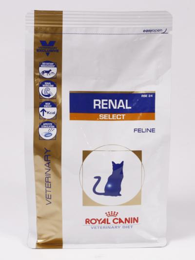 Корм royal canin renal диета