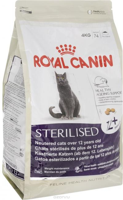 Корм royal canin sterilised харьков