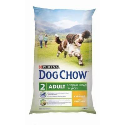 Корм для собак Purina Dog Chow Adult Курица 14 кг