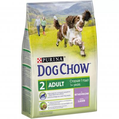 Корм для собак Purina Dog Chow Adult Ягненок 800 гр