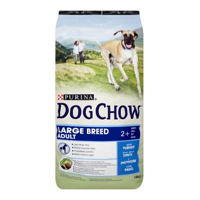 Корм для собак Purina Dog Chow Large Breed Adult Индейка 14 кг