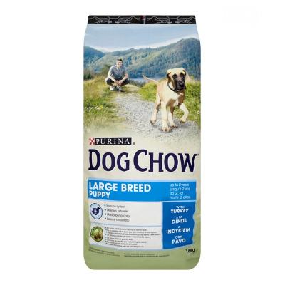 Корм для собак Purina Dog Chow Large Breed Puppy Курица 14 кг