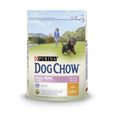 Корм для собак Purina Dog Chow Small Breed Puppy Курица 800 гр