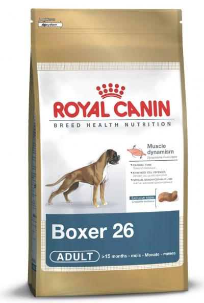 Корм для собак Royal Canin BOXER ADULT 12000 г.