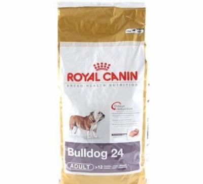 Корм для собак Royal Canin BULLDOG ADULT 12000 г.
