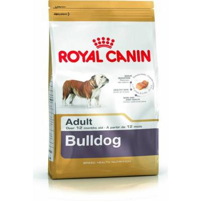 Корм для собак Royal Canin BULLDOG ADULT 3000 г.
