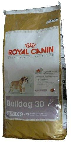 Корм для собак Royal Canin BULLDOG JUNIOR 12000 г.