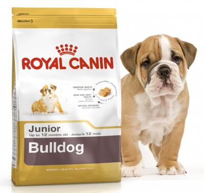 Корм для собак Royal Canin BULLDOG JUNIOR 3000 г.