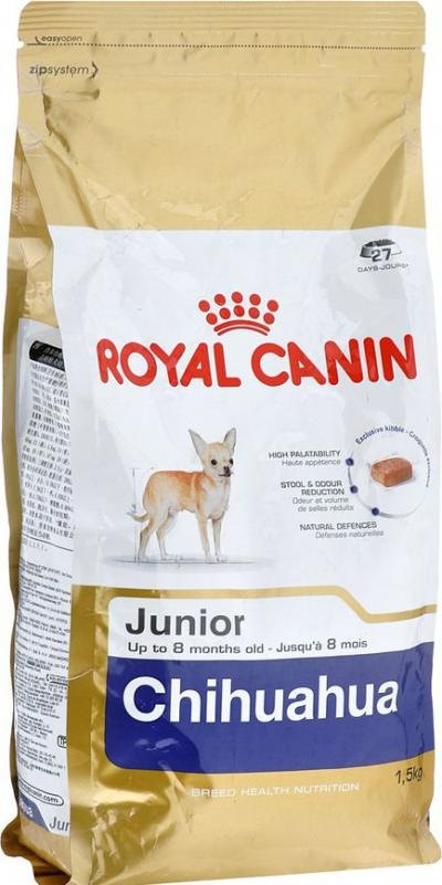 Корм для собак Royal Canin CHIHUAHUA JUNIOR 1500 г.
