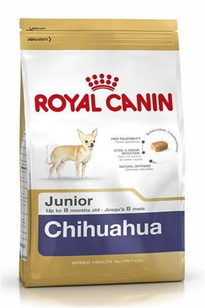 Корм для собак Royal Canin CHIHUAHUA JUNIOR 500 г.