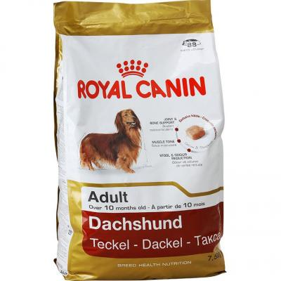 Корм для собак Royal Canin DACHSHUND ADULT 7500 г.
