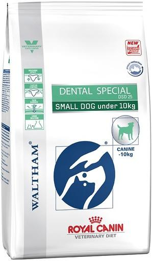 Корм для собак Royal Canin DENTAL SPECIAL SMALL DOG DSD 25 CANINE 2000 г.
