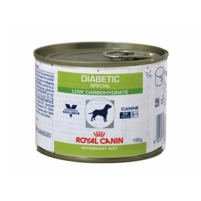 Корм для собак Royal Canin DIABETIC SPECIAL LOW CARBOHYDRATE CANINE 195 г.