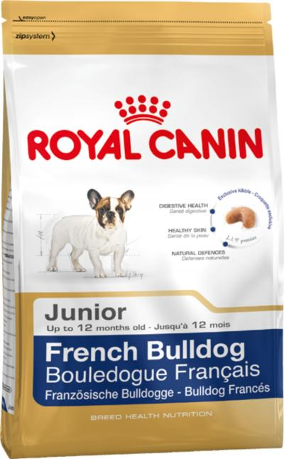 Корм для собак Royal Canin FRENCH BULLDOG JUNIOR 1000 г.