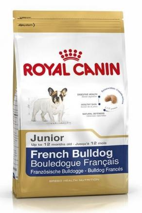 Корм для собак Royal Canin FRENCH BULLDOG JUNIOR 10000 г.