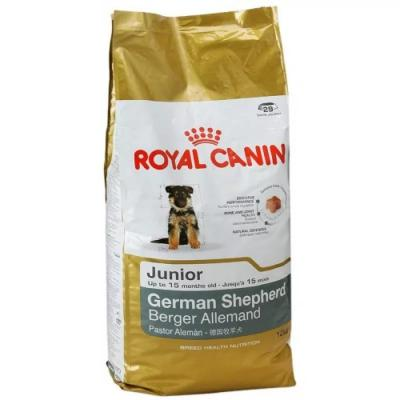 Корм для собак Royal Canin GERMAN SHEPHERD JUNIOR 12000 г.