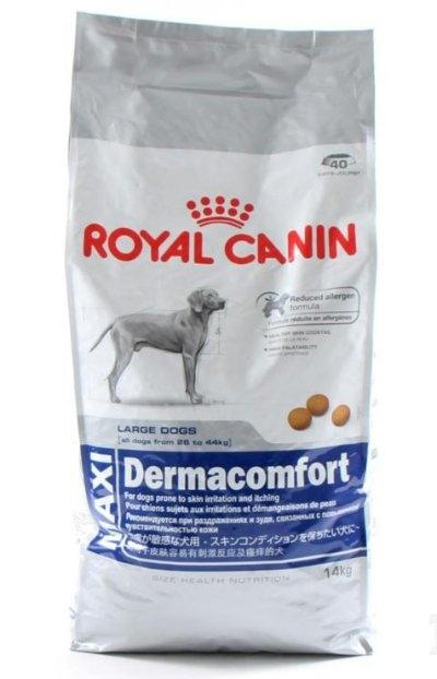 Корм royal canin dermacomfort 26