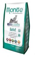 Корм Monge для кошек Monge Cat Hairball мясо кролика 1,5 кг